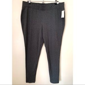 LIVI • 18/20 • Signature Stretch Grey Leggings